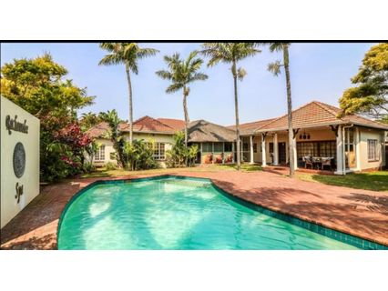 R 5,600,000 - 4 Bed Home For Sale in Durban North