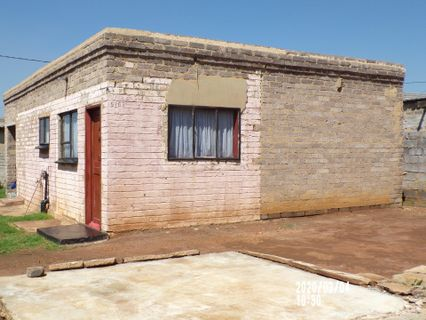 R 250,000 - 2 Bed Property For Sale in Evaton